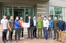 Nhiều lao động ngoại tỉnh ở lại Hải Phòng đón Tết Nguyên đán