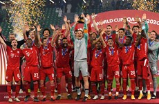 Đánh bại Tigres UANL, Bayern Munich hoàn tất 'cú ăn 6' vĩ đại