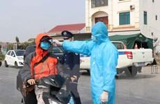 Lập chốt kiểm soát dịch COVID-19 tại các di tích ở thành phố Bắc Ninh