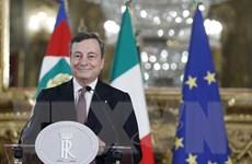 Italy: Ông Mario Draghi giới thiệu danh sách nội các gồm 23 bộ trưởng