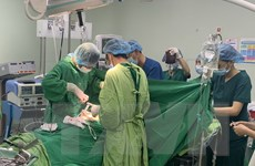 285.300 lượt bệnh nhân khám, cấp cứu trong dịp nghỉ Tết Nguyên đán