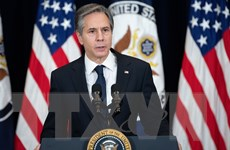 Phản ứng của Mỹ sau vụ căn cứ không quân tại Iraq bị tấn công