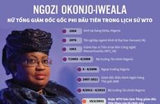 Những điều chưa biết về nữ Tổng giám đốc WTO đầu tiên trong lịch sử