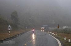 Bắc Bộ mưa nhỏ, trời rét, Hà Nội nhiệt độ thấp nhất 15 độ C