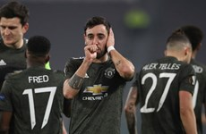 Europa League: Manchester United và Tottenham đua nhau thắng hủy diệt