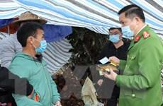 Lai Châu: Bắt ba đối tượng vận chuyển 18kg ma túy tổng hợp