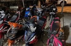 Yên Bái: Ngăn chặn kịp thời 2 vụ có biểu hiện tụ tập đua xe trái phép