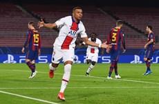 Kết quả lượt đi vòng 1/8 Champions League: Khách giành ưu thế