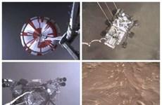 NASA công bố ảnh chụp toàn cảnh một số khu vực trên Sao Hỏa