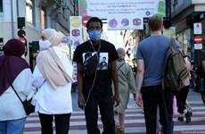 Bỉ khuyến cáo ngừng sử dụng khẩu trang do chính phủ phân phối