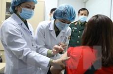 [Photo] Triển khai giai đoạn 2 tiêm thử nghiệm vắcxin Nano Covax