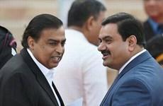 CLB tỷ phú của Ấn Độ có thêm 40 người gia nhập trong năm 2020