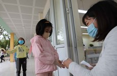 Quảng Ninh: Học sinh, sinh viên Đông Triều trở lại trường vào ngày 8/3