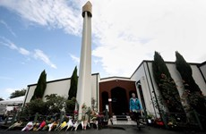 Bắt 2 đối tượng đe dọa tấn công các đền thờ Hồi giáo ở Christchurch