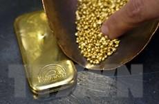 Giá vàng châu Á phiên 4/3 rời khỏi mức thấp nhất của 9 tháng