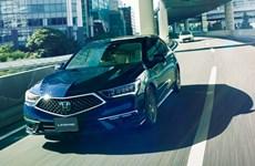 Honda cho ra mắt mẫu ôtô tự hành hiện đại nhất tại Nhật Bản