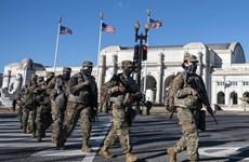Quốc hội Mỹ tăng cường an ninh trước mối đe dọa tấn công cực đoan