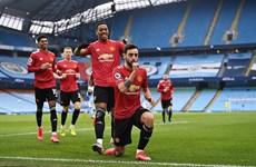 Manchester United đánh bại Man City ngay tại thánh địa Etihad