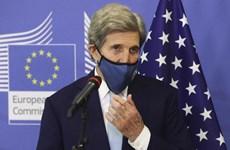Ông Kerry hối thúc Mỹ và EU nỗ lực chung chống biến đổi khí hậu
