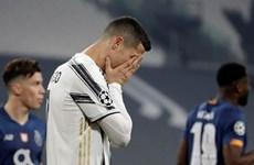 Juventus bị loại khỏi Champions League bởi luật bàn thắng sân khách