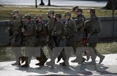 Lầu Năm Góc sẽ gia hạn triển khai lực lượng bảo vệ Đồi Capitol