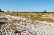 Cẩn trọng khi mua bán đất khu vực dự kiến làm sân bay Quảng Trị