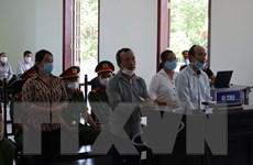 4 đối tượng lĩnh án tổng cộng 31 năm tù về tội 'lật đổ chính quyền'