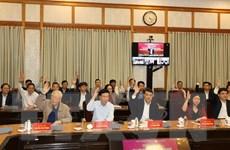 Văn phòng TW Đảng giới thiệu 5 đồng chí ứng cử đại biểu Quốc hội