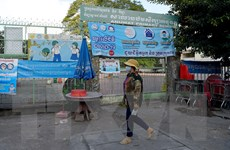 Campuchia: Nhiều tỉnh, thành ban bố biện pháp phòng dịch nghiêm ngặt
