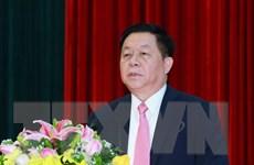 Tiền Giang: Trưởng ban Tuyên giáo Trung ương tiếp xúc cử tri