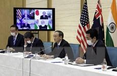 Nhật Bản đề xuất tăng cường hợp tác giữa nhóm Bộ Tứ và các nước ASEAN