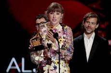Taylor Swift thắng giải 'Album của năm,' Beyonce ghi dấu mốc lịch sử