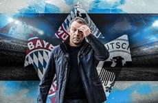 HLV Hansi Flick sẽ chia tay Bayern Munich ngay mùa Hè này?