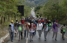 Tổng thống Joe Biden kêu gọi những người di cư ngừng đến Mỹ