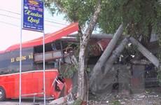 Ngăn chặn tai nạn giao thông đặc biệt nghiêm trọng đối với xe khách