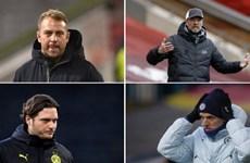 Các 'thuyền trưởng' người Đức tạo nên cột mốc mới tại Champions League