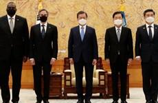 Tổng thống Hàn Quốc cam kết hợp tác an ninh chặt chẽ với Mỹ