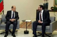 Tổng thống Liban hối thúc tân Thủ tướng thành lập chính phủ mới