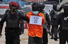 Indonesia bắt 22 đối tượng tình nghi liên quan nhóm Jemaah Islamiyah