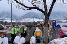 Đối tượng nghi nổ súng ở Colorado bị cáo buộc 10 tội danh giết người