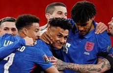 Kết quả vòng loại World Cup: Anh, Đức và Italy giành chiến thắng