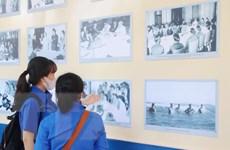 Triển lãm 'Chủ tịch Hồ Chí Minh với Thể dục thể thao Việt Nam'