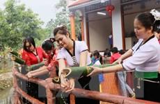 Đặc sắc lễ hội Nàng Han của đồng bào dân tộc Thái ở Phong Thổ