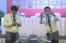 HAGL, Trung tâm PVF và SLNA chung bảng ở giải U19 quốc gia