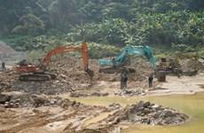 Rào Trăng 3: Chưa phát hiện thi thể các công nhân ở khu vực bãi bồi