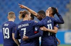 Vòng loại World Cup 2022: Pháp và Tây Ban Nha có chiến thắng đầu