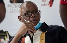 Nam Phi yêu cầu các thành viên đảng ANC bị cáo buộc tham nhũng từ chức