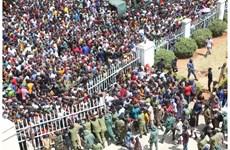 Giẫm đạp ở tang lễ cố Tổng thống Tanzania, hàng chục người thiệt mạng