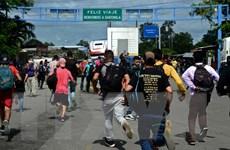 Chính phủ Guatemala cho phép sử dụng vũ lực chặn người di cư