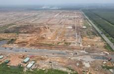 Xử lý vướng mắc trong giải phóng mặt bằng sân bay Long Thành